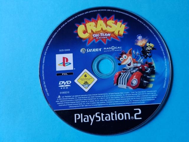 MIL ANUNCIOS COM - Crash tag team racing Segunda mano y