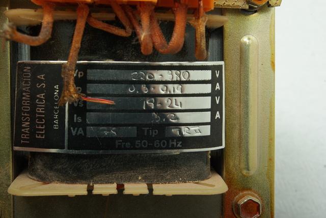 TRANSFORMADOR 75 VA PRIMARIO 220/380V - foto 3