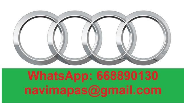 MIL ANUNCIOS COM - Mapa MMI 3GP plus 2019 Audi HN+R