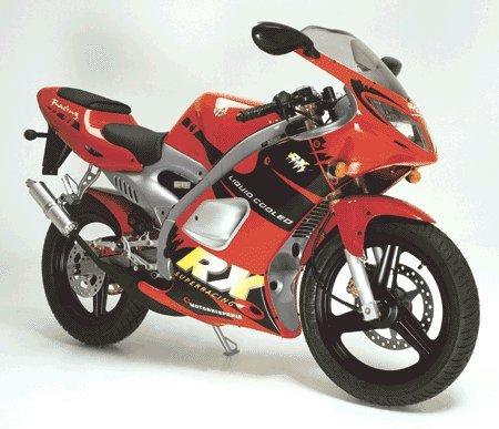 MOTOR HISPANIA RX 50 segunda mano  Reus