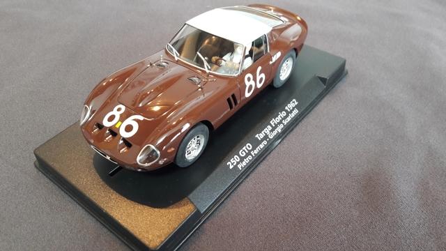 Fiorio Ferrari 1962 De 250 GtoTarga Fly uFKJTl1c3