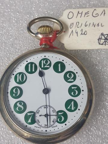 descuento hasta 60% Boutique en ligne calidad estable MIL ANUNCIOS.COM - Reloj bolsillo omega Segunda mano y ...