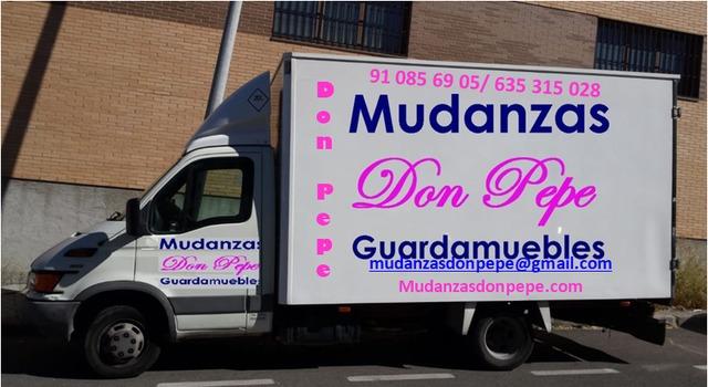 MUDANZAS DON PEPE - foto 6