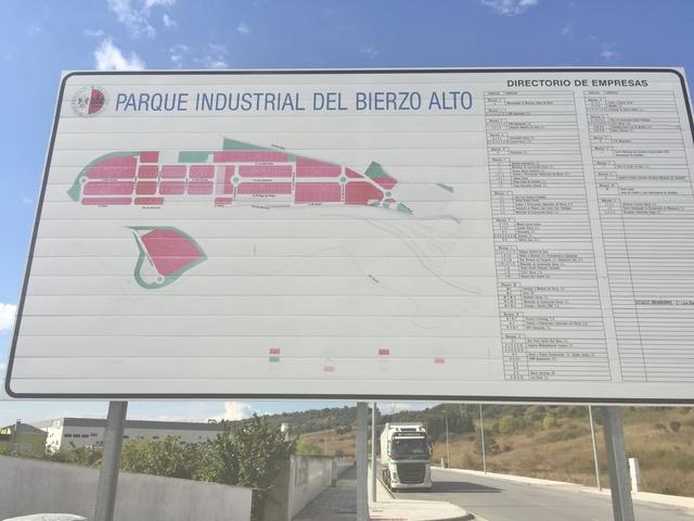 POLÍGONO INDUSTRIAL DEL BIERZO ALTO - PIBASA - foto 3