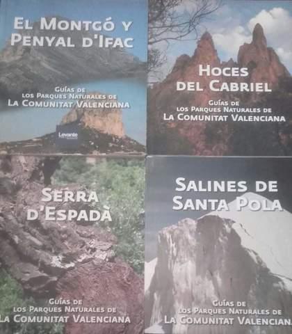 4 GUIAS PARQUES NATURALES C.  VALENCIANA - foto 1
