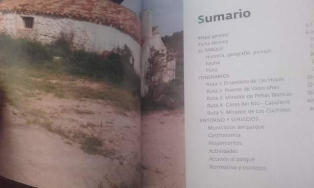 4 GUIAS PARQUES NATURALES C.  VALENCIANA - foto 6
