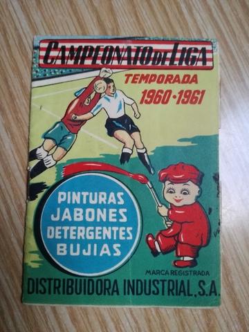 CALENDARIO DE LIGA 1960-1961\NDISA.  - foto 1