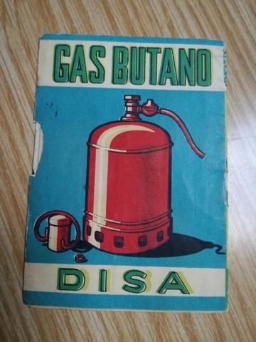 CALENDARIO DE LIGA 1960-1961\NDISA.  - foto 2