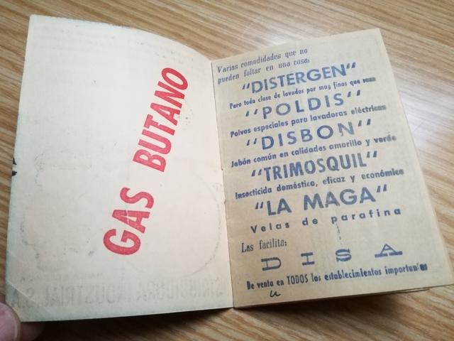 CALENDARIO DE LIGA 1960-1961\NDISA.  - foto 3