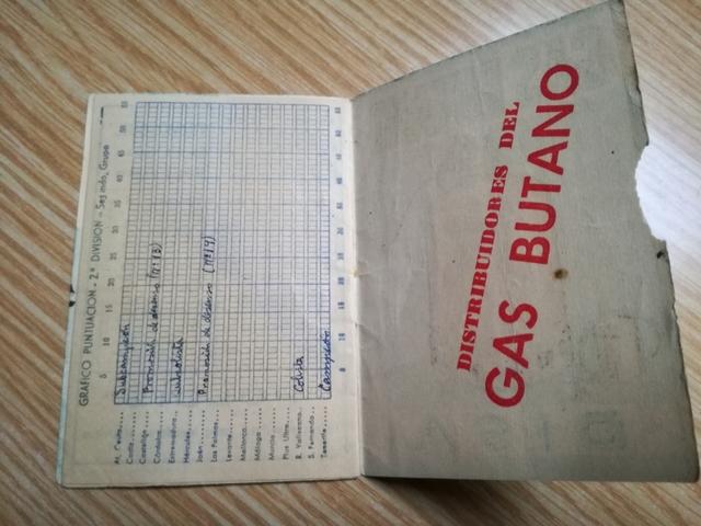 CALENDARIO DE LIGA 1960-1961\NDISA.  - foto 5