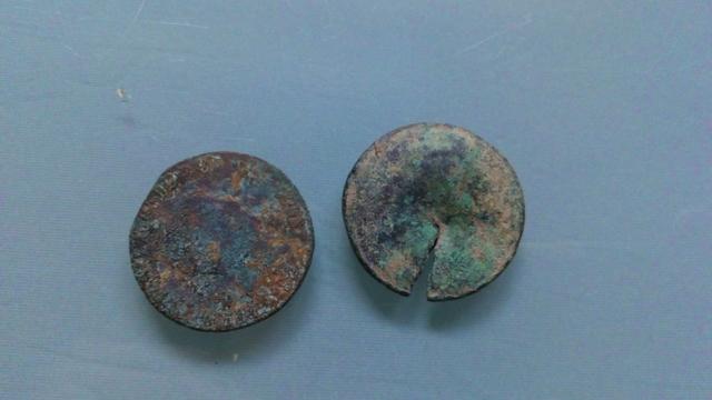 Monedas Antiguas Para Restaurar