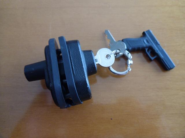Candado De Seguridad Gatillo Para Armas