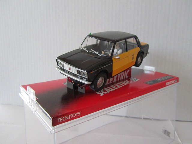 Scalextric Seat 1430 Taxi Barcelona