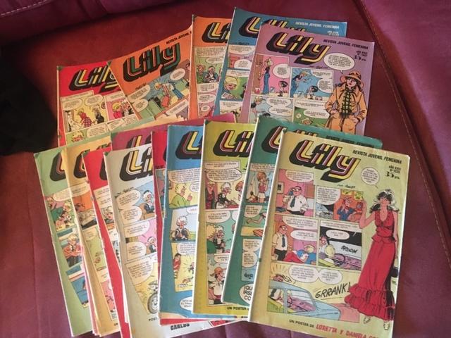 Resultado de imagen de revista lily