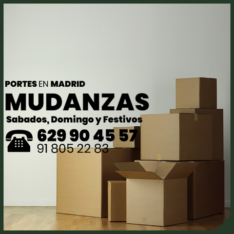 MUDANZAS EN MADRID EMBALAJE Y ELEVADORES - foto 2