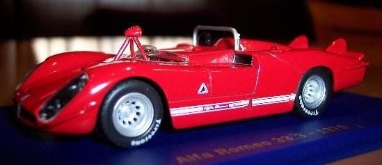 Alfa Romeo 33.3 1970 Escala 1:43 De M4 E
