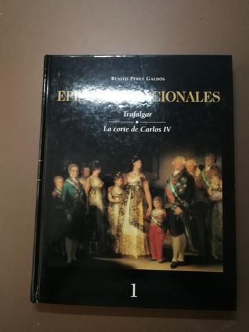 LIBRO DE EPISODIOS NACIONALES - foto 1