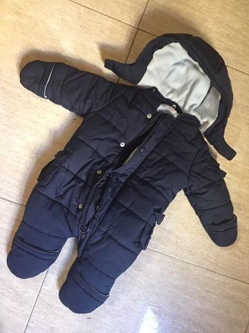 Abrigo con capucha Okaïdi & Obaïbi