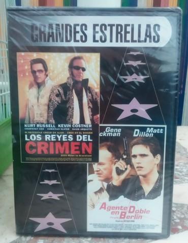2 PELÍCULAS EN UN 1 DVD - foto 1