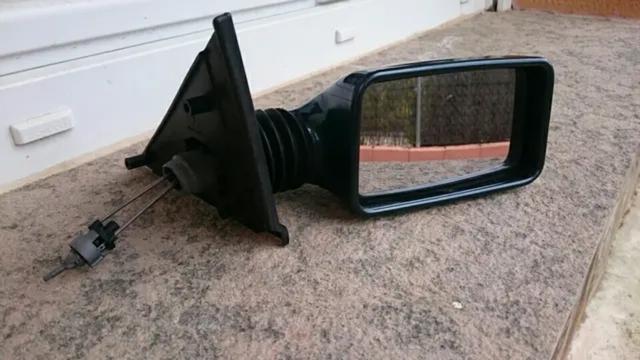 Espejo de coche interior espejo retrovisor para Bond equipe Mk II Cabriolet