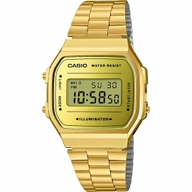nueva colección c3eb5 ce79c MIL ANUNCIOS.COM - Reloj casio dorado Segunda mano y ...