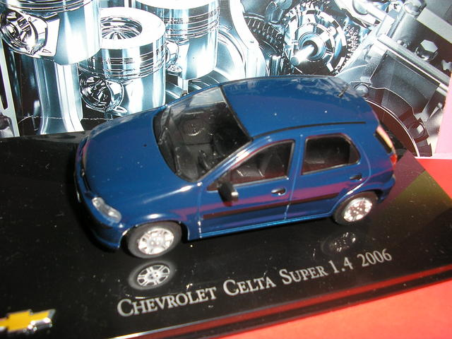 Chevrolet Celta Super 1.4-2006.