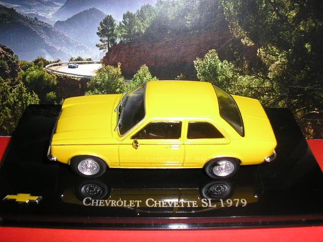 Chevrolet Chevette Sl-1979.