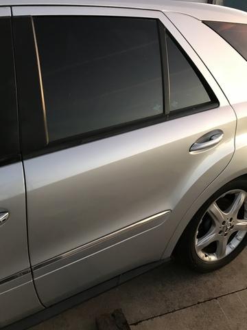 Cerradura de reparación clips en la parte delantera izquierda de atrás para mercedes benz ml w163