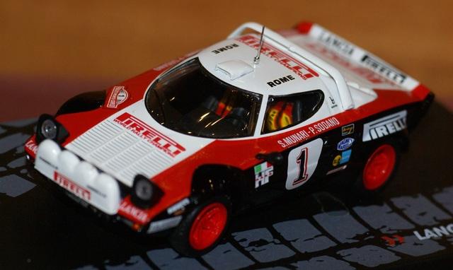 Lancia Stratos Hf  Transkit Rallye De Mo
