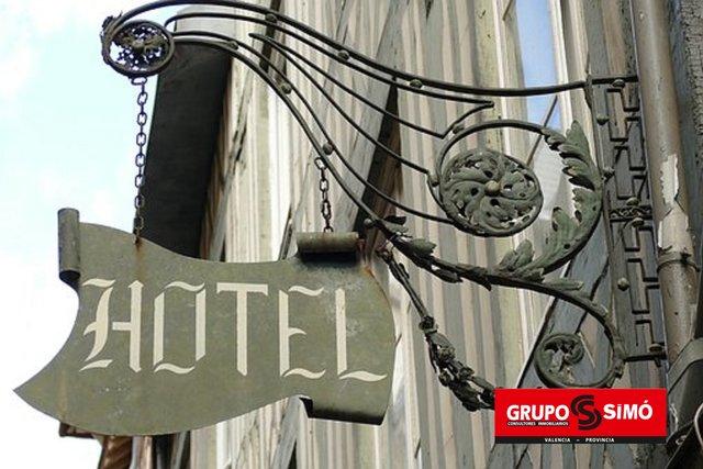 HOTEL EN EL CENTRO DE VALENCIA.  IG-152 - foto 1