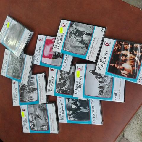 La  Guerra  Civil  Dvds