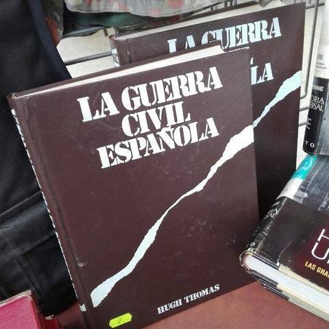 La Guerra Civil Libros