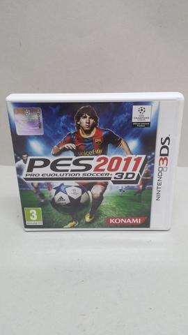 PES 2011 NINTENDO 3DS segunda mano  El Prat de Llobregat