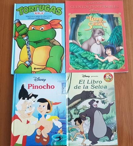 LIBROS DE DISNEY - foto 1
