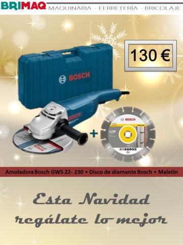 Amoladora Bosch Profesional Gws 20-230