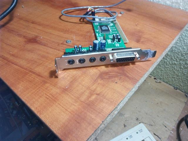 TARJETA SONIDO CMI8738/PCI-SX - foto 2
