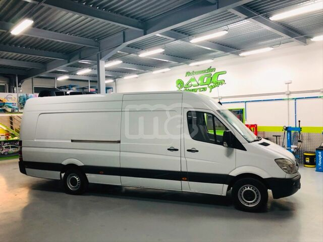 MERCEDES-BENZ - SPRINTER 313 CDI LARGO L 3. 5T T.  ALTO MIXTO - foto 1