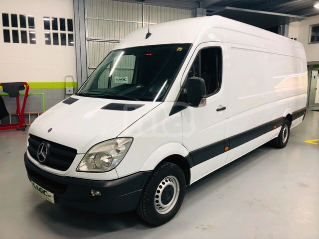 MERCEDES-BENZ - SPRINTER 313 CDI LARGO L 3. 5T T.  ALTO MIXTO - foto 2