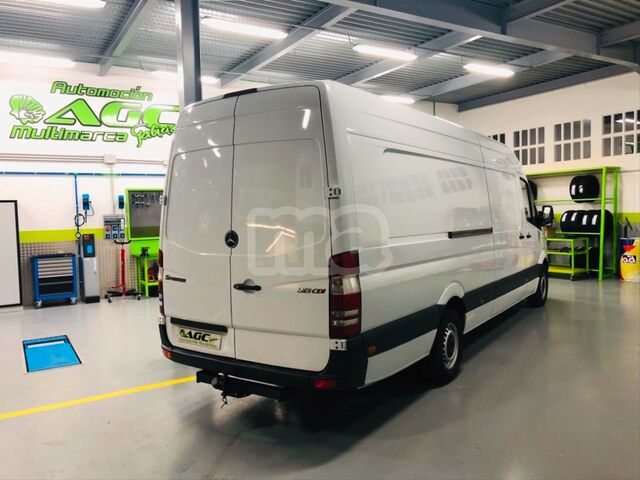 MERCEDES-BENZ - SPRINTER 313 CDI LARGO L 3. 5T T.  ALTO MIXTO - foto 3