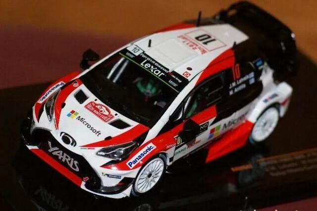 Toyota Yaris Wrc Rallye De Montecarlo 20