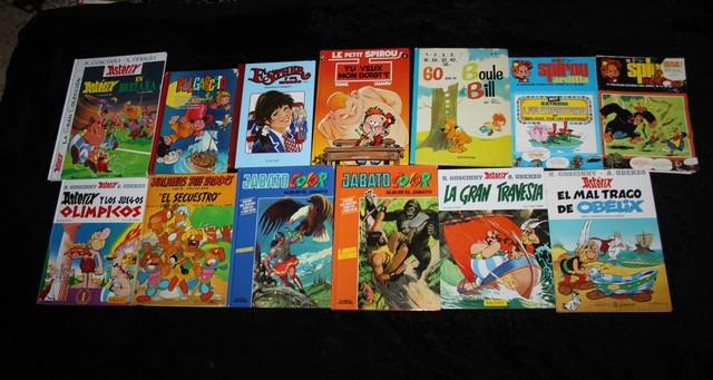 Lote 13 Retro Comics