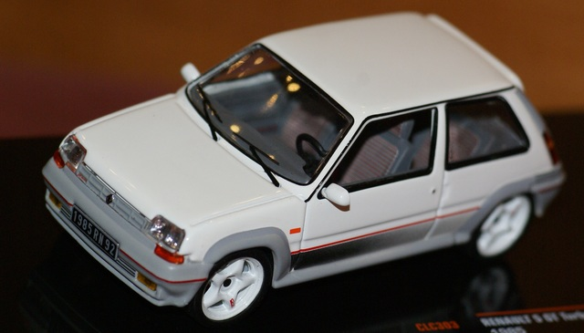 Renault 5 Gt Turbo 1985 Escala 1:43 De I