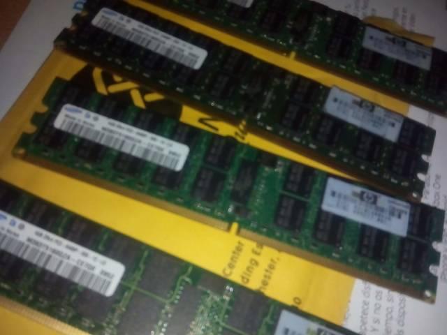 MEMORIAS RAM SERVIDOR PC2-6400P 16GH - foto 2