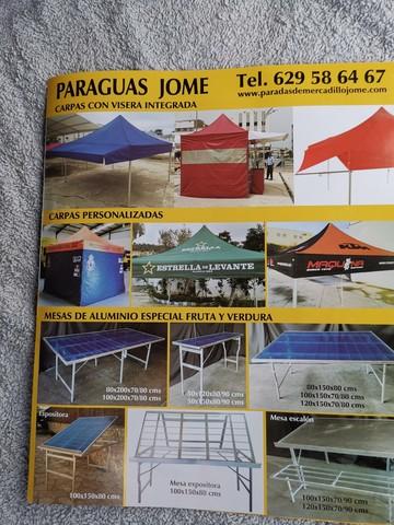 PARADAS DE MERCADILLO JOME - foto 7