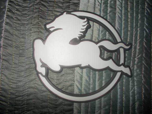 Emblema Camión Pegaso