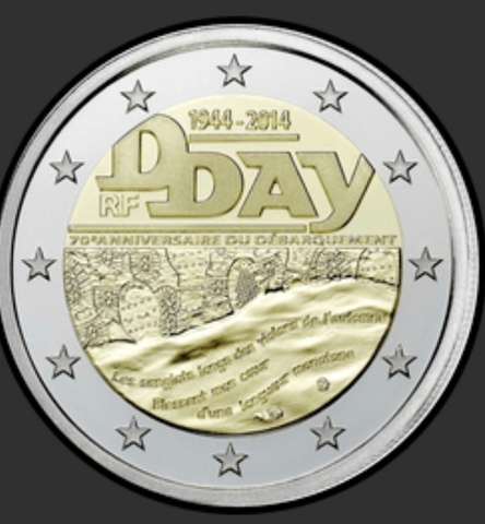 Monedas Conmemorativas De 2 Euros