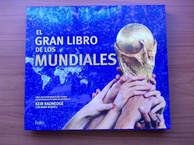 EL GRAN LIBRO DE LOS MUNDIALES - foto 1