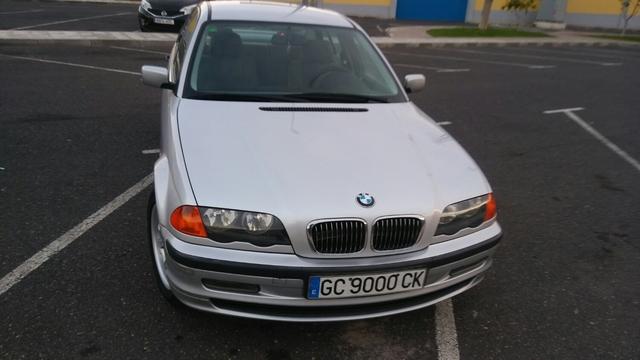 Bmw E46 316 Gasolina