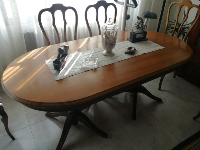 MIL ANUNCIOS.COM Mesa comedor extensible. Mesas mesa