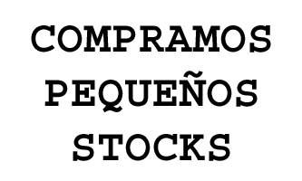COMPRAMOS STOCKS A ALMACENES,  TIENDAS. . .  - foto 1